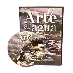 DVD ARTE AL AGUA (subtitulos en euskera, español, inglés y francés)